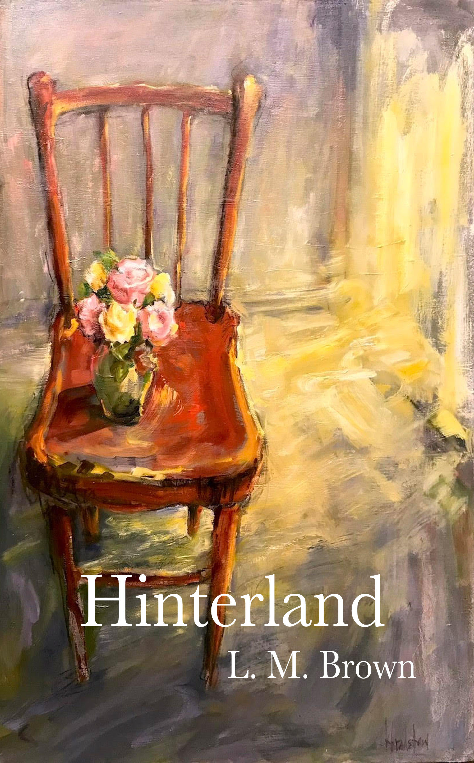 Hinterland front cover